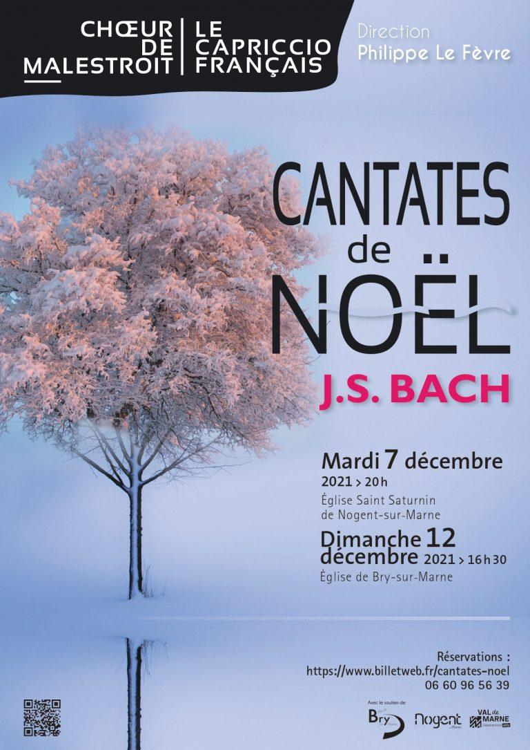 Cantates Bach